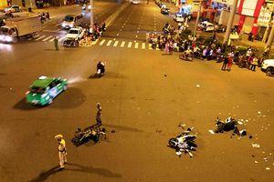 Nữ tài xế lái BMW gây tai nạn liên hoàn khai gì?