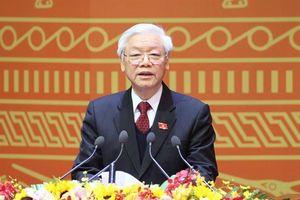Tổng Bí thư Nguyễn Phú Trọng đắc cử Chủ tịch nước nhiệm kỳ 2016-2021