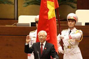 Tổng Bí thư làm Chủ tịch nước, hợp ý Đảng, lòng dân