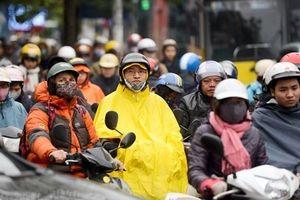 Dự báo thời tiết 23.10: Không khí lạnh 'ghé thăm' Bắc Bộ dồn dập, gây mưa dông diện rộng