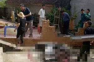 Quái đản chân dung nghịch tử sát hại mẹ vứt xuống giếng