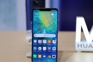 Huawei Mate 20 và Mate 20 Pro về Việt Nam, giá từ 15,99 triệu đồng
