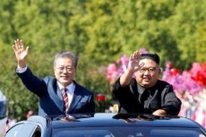 Chính phủ Hàn Quốc thông qua Tuyên bố Bình Nhưỡng