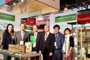 Hapro ký hợp đồng xuất khẩu nông sản trị giá hai triệu USD