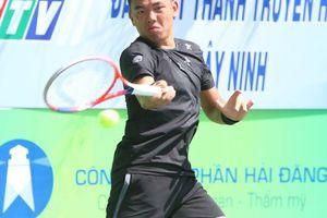 Giải Quần vợt F4 Việt Nam 2018: Hoàng Nam chạm trán Linh Giang ở vòng 2