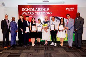 Đại học RMIT trao tặng 32 tỷ đồng học bổng cho sinh viên Việt Nam