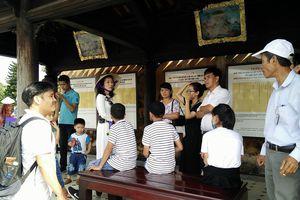 Thí điểm xếp hạng hướng dẫn viên du lịch
