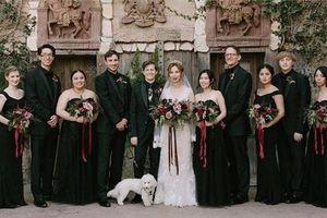 Vén màn bí mật của đám cưới lớn nhất trong cộng đồng phù thủy