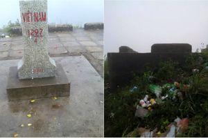 Dân mạng ngán ngẩm với điểm du lịch Bình Liêu ngập ngụa rác