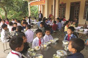 Sắp xếp điểm trường, lớp học: Giải pháp nâng chất giáo dục vùng khó