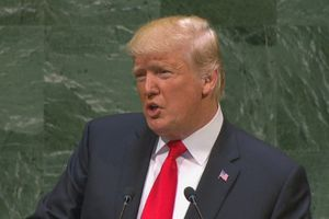 TT Trump: Mỹ sẽ xây dựng kho hạt nhân cho tới khi Trung Quốc và Nga sáng suốt hơn