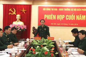 36 đơn vị được Hội đồng thi đua khen thưởng BĐBP suy tôn
