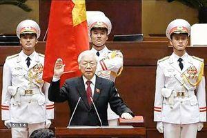 Niềm tin cử tri Hà Tĩnh trao gửi Tổng Bí thư, Chủ tịch nước Nguyễn Phú Trọng