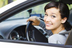 Phụ nữ lái xe, những điều cần chú ý để tránh gây tai nạn