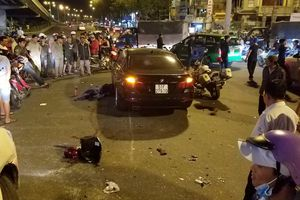 Vụ nữ tài xế BMW ủi hàng loạt xe máy là tai nạn giao thông nghiêm trọng