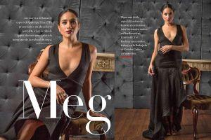 Công nương Meghan Markle đẹp kiêu sa trên tạp chí