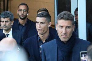 Ronaldo bồi hồi trở lại Old Trafford, sẵn sàng quyết đấu M.U