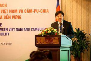 Việt Nam và Campuchia đối thoại về đảm bảo nguồn gỗ hợp pháp
