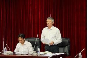 Hội nghị Ban Chấp hành Đảng bộ Vietsovpetro lần thứ 15