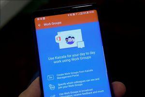 Microsoft ra mắt ứng dụng chat trực tuyến cho doanh nghiệp tại Việt Nam