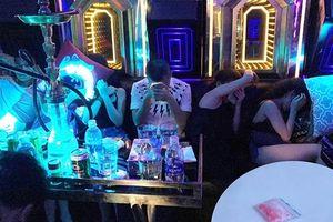 Hơn 40 khách dương tính với ma túy trong quán karaoke