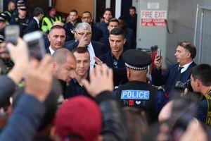 Ronaldo: MU rất tuyệt nhưng Juventus sẽ thắng