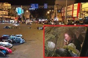 Những vụ 'ma men' cầm lái gây tai nạn nghiêm trọng ở Sài Gòn