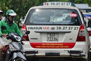 Taxi Vinasun làm ăn ra sao giữa vòng xoáy kiện tụng với Grab?