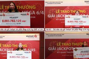 Xổ số Vietlott: Hơn 20 nữ tỷ phú đã 'ôm' hàng trăm tỷ đồng của Vietlott