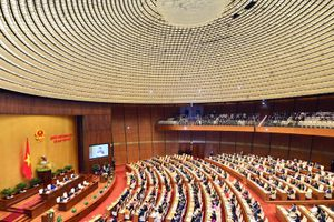 Chiều nay Quốc hội công bố kết quả kiểm phiếu bầu Chủ tịch nước