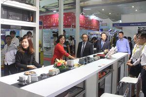 Hơn 250 doanh nghiệp tham gia Hội chợ hàng quốc tế công nghiệp 2018