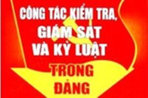 Kỷ luật 117 đảng viên, 1 tổ chức đảng ở Anh Sơn trong nửa nhiệm kỳ