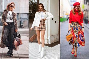 Instagram tuần qua: Những ngày cuối thu, các quý cô sành điệu thi nhau lên đồ đẹp hết xảy