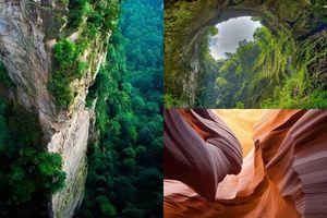 Tưởng không phải ở Trái đất với những hình ảnh quá đỗi ấn tượng này, trong đó có cả Việt Nam