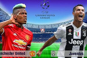 Manchester United vs Juventus, Champions League 2019: ngày trở lại Old Trafford của Ronaldo