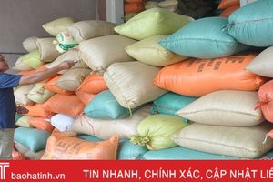 HTX bao tiêu nông sản, cung ứng vật tư cho nông dân