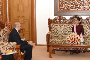 Ấn Độ-Myanmar ký bản ghi nhớ chỉ định một hãng vận hành cảng biển
