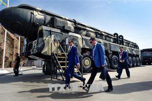 Mỹ và Nga thảo luận về hiệp ước cắt giảm vũ khí chiến lược mới