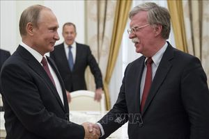 Tổng thống Nga mong muốn tổ chức cuộc hội đàm mới với Tổng thống Mỹ