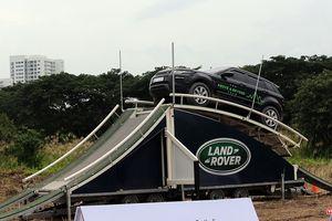 Chương trình trải nghiệm Land Rover tại VMS 2018 có gì hay để lái thử?