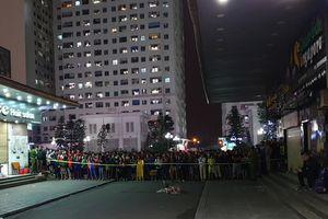 Khởi tố vụ mẹ ném con từ tầng 31 chung cư HH Linh Đàm