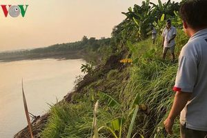 Hà Nội: Xử lý cát tặc, chính quyền kêu khó