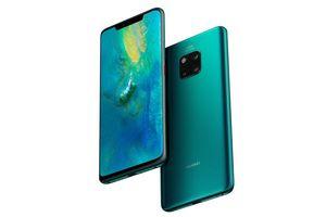 Lý do Mate 20 và Mate 20 Pro của Huawei không được bán ở thị trường Mỹ