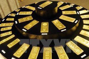Giá vàng thế giới ngày 22/10 giảm 0,3%