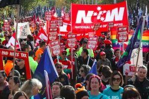 Australia: Giao thông ở Melbourne tê liệt vì biểu tình