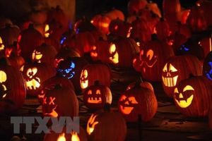 Gợi ý những điểm vui chơi Halloween tại Hà Nội