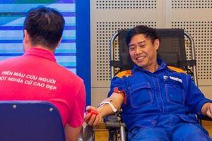 Petrolimex hiến máu vì cộng đồng 2018