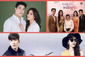 3 bộ phim Thái sẽ lên sóng đầu năm 2019 của đài CH3