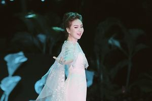 'Cô nàng thời tiết' - MC Mai Ngọc tỏa nắng rạng rỡ khi làm đại sứ thương hiệu Calla Bridal