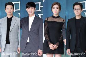 Họp báo 'When Time Stopped': Kim Hyun Joong chiếm 'spotlight', tỏa sáng trước truyền thông sau 4 năm 'vắng bóng'